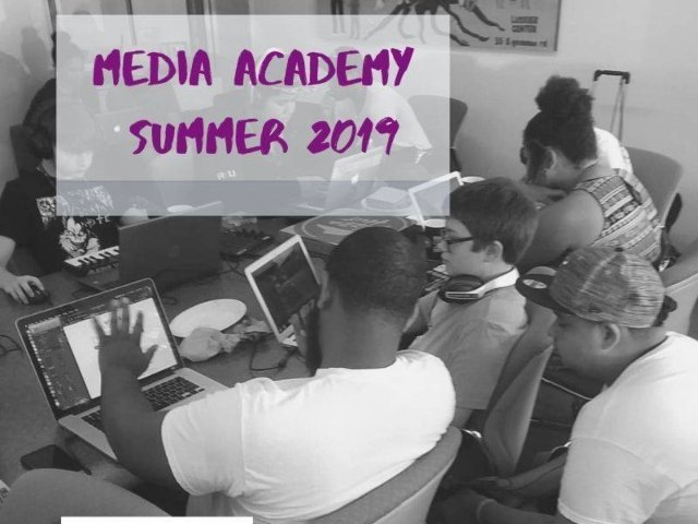 Oddly Arranged Media Academy Summer 2019