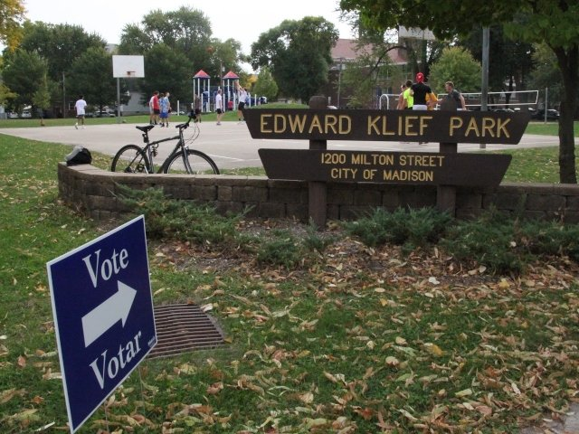 Democracy in the Park - Sept. 26