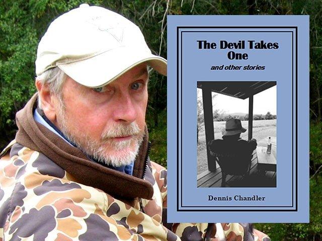 Dennis Chandler, author