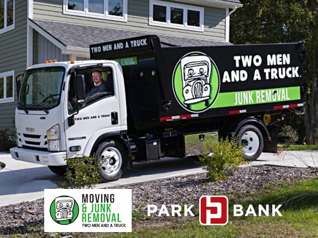 Making Moves: TWO MEN AND A TRUCK