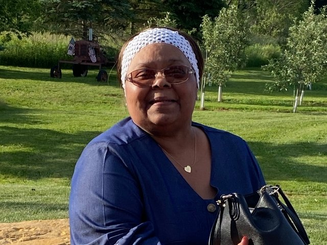Former Isthmus administrative assistant Carla Dawkins