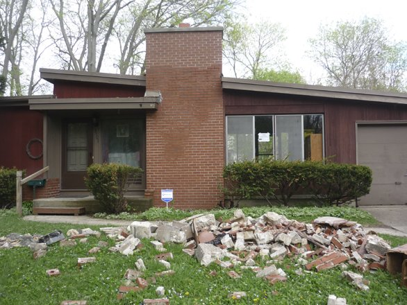 A Commonsense Remodel Keeps Longtime Madison Residents In