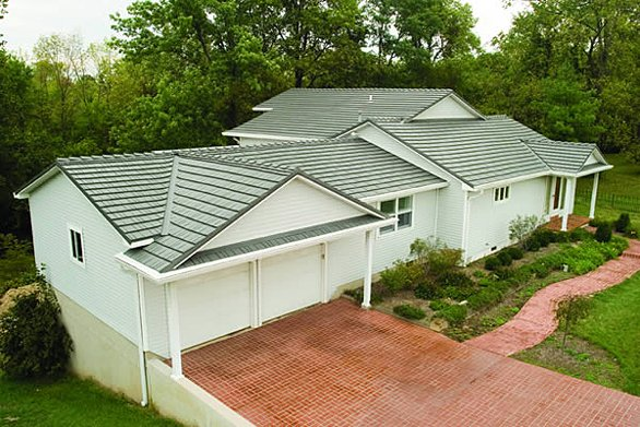 Cool Tin Roofs Metal Roofing Will Last For Centuries
