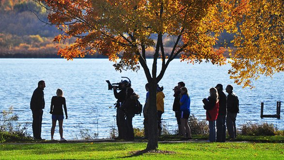 Taping Travel Channel Segment At Lake >> Madison Snaps October 29 2009 Isthmus Madison Wisconsin